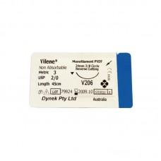 Шовный материал Монофиламентный (Vilene)