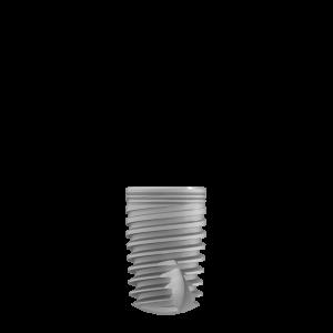 C1 Имплантат 5.0мм x 8мм Широкая платформа, коническое соединение