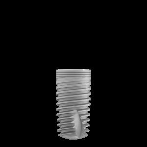 C1 Имплантат 5.0мм x 10мм Широкая платформа, коническое соединение