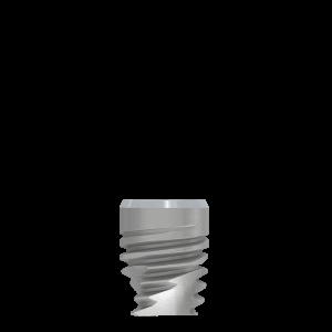 M4 Имплантат 5.0мм x 6мм Широкая платформа