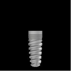 SEVEN Имплантат 3.75мм x 10мм Стандартная платформа