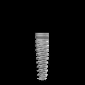 SEVEN Имплантат 3.3мм x 13мм Узкая платформа
