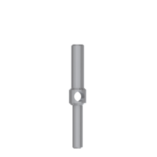 Пин параллельности Ø2,4/3мм