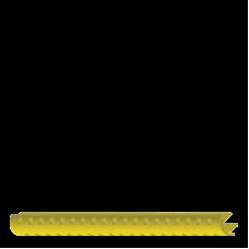 Металлический ридер овального сечения из сплава