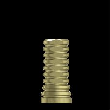 Временный цилиндр для многокомпонентного абатмента