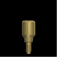 Формирователь десны 4 мм с коническим соединением, узкая платформа