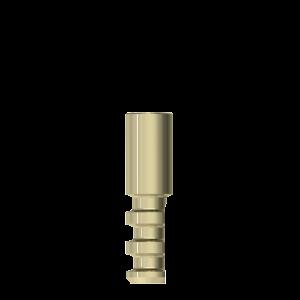 Аналог имплантата с коническим соединением, узкая платформа