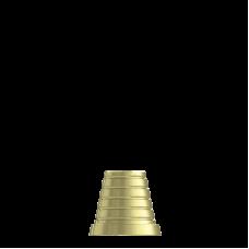 титановое основание для CAD/CAM системы многокомпонентного абатмента