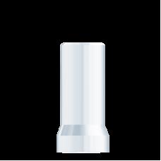 Пластиковый цилиндр для  многокомпонентного абатмента